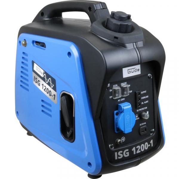 Generator de curent pe benzina cu invertor ISG 1200-1 Guede GUDE40719, 1300 W, 1.8 Cp casaidea.ro