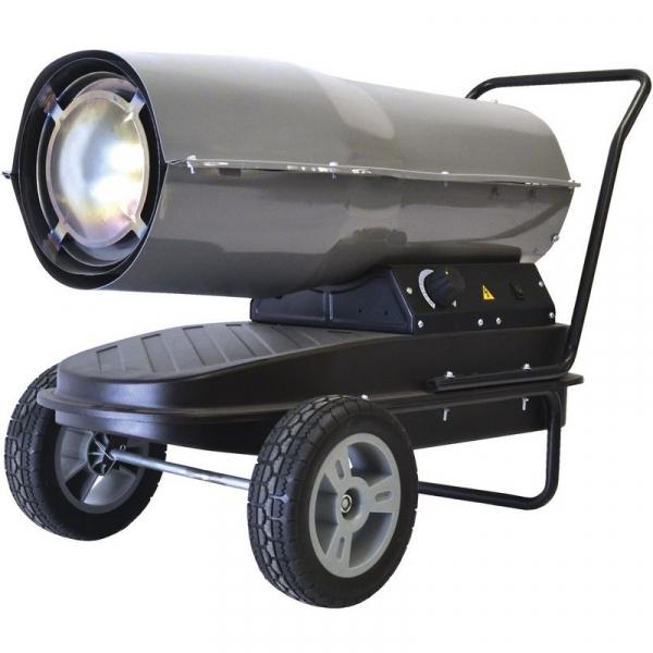 Incalzitor de aer cu motorina (aeroterma) GD 30 TI, 30 kW Guede GUDE85116 casaidea.ro
