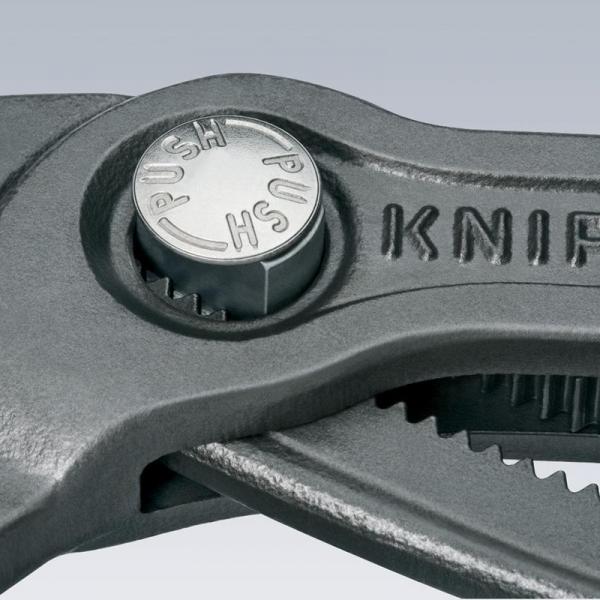 Cleste profesional pentru instalator Cobra Knipex KNI8701300, 300 mm 5