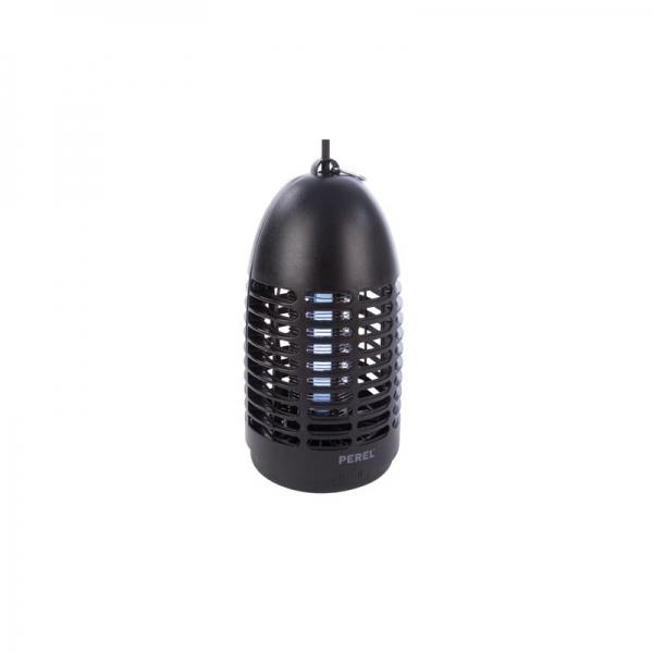 Capcana de insecte electrica cu lampa UV Perel PRLGIK06N-4W, 4 W imagine 2021 casaidea.ro