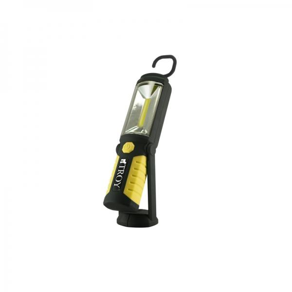Lampa de lucru cu acumulator reincarcabil Troy T28054, 12-220 V imagine 2021