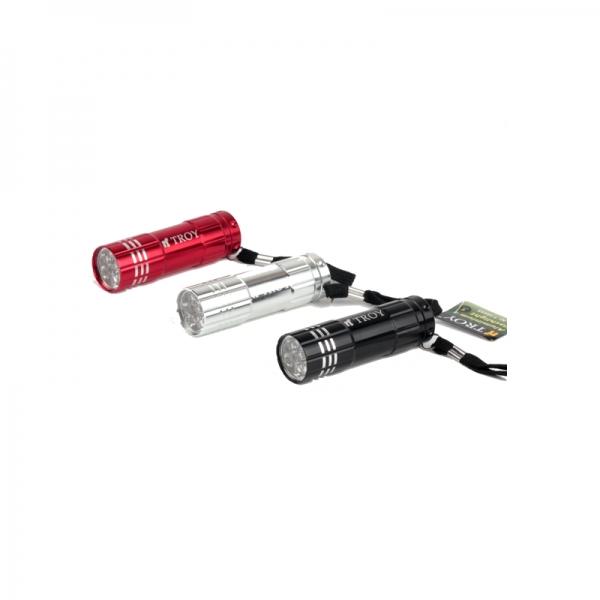 Mini-lanterna led Troy T28095, 12 lm 1