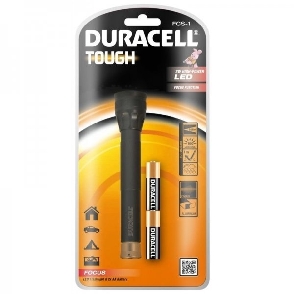 Lanterna Tough Duracell DFCS-1, 127 lm imagine 2021