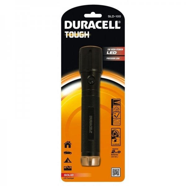 Lanterna LED Tough Duracell DSLD-1, 131 lm imagine 2021