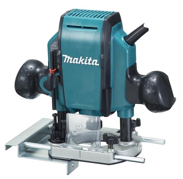 Masina de frezat verticala Makita RP0900, 900 W, 27000 rpm casaidea.ro