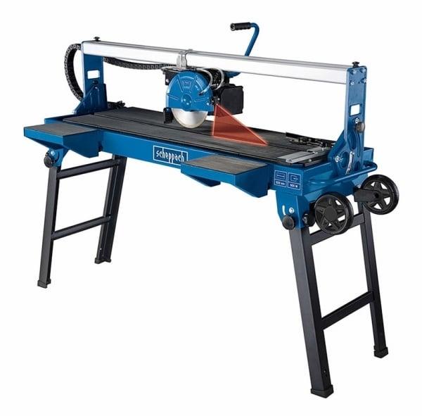 Masina de taiat gresie si faian a cu sistem de racire pe apa FS3600 Scheppach SCH5906706901 900 W O200 mm