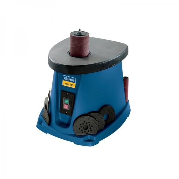 Masina de slefuit cu ax OSM100 Scheppach SCH4903401901, 450 W, 2000 rpm poza casaidea 2021