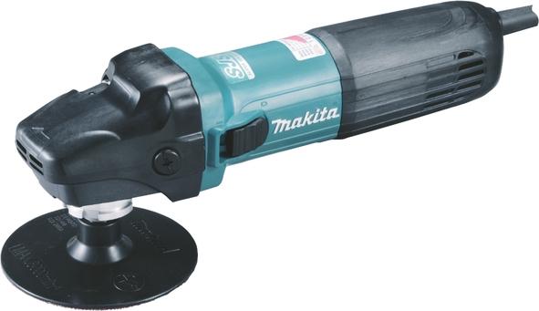 Masina de slefuit cu disc Makita SA5040C, 1400 W, 7800 rpm poza casaidea 2021