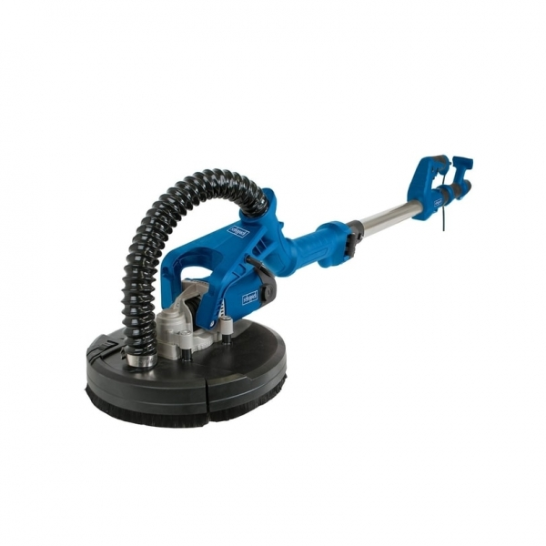 Masina de slefuit rotativa pentru gips carton DS920 Scheppach SCH5903804901, 710 W, 1700 rpm poza casaidea 2021