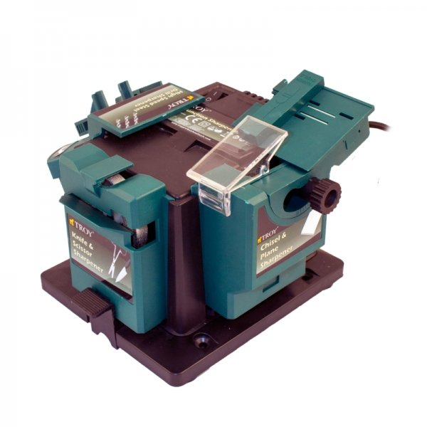 Masina de ascutit Troy T17056, 96 W, 1350 rpm poza casaidea 2021