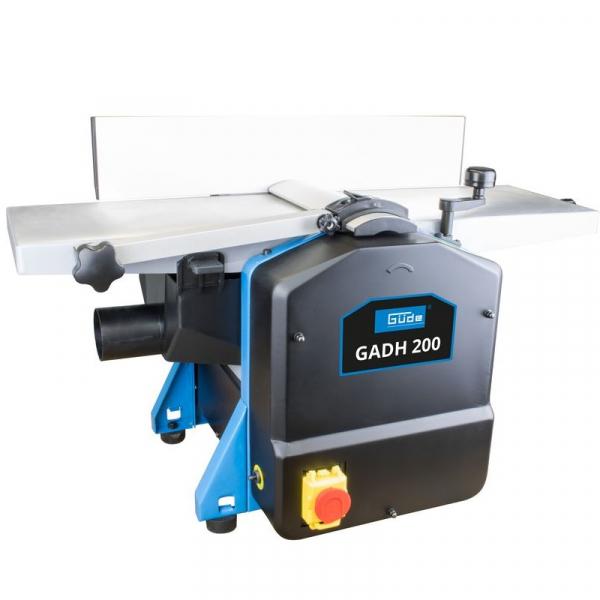 Masina de rindeluit si degrosat GADH 200 Guede GUDE55440, 1250 W, 204 mm casaidea.ro