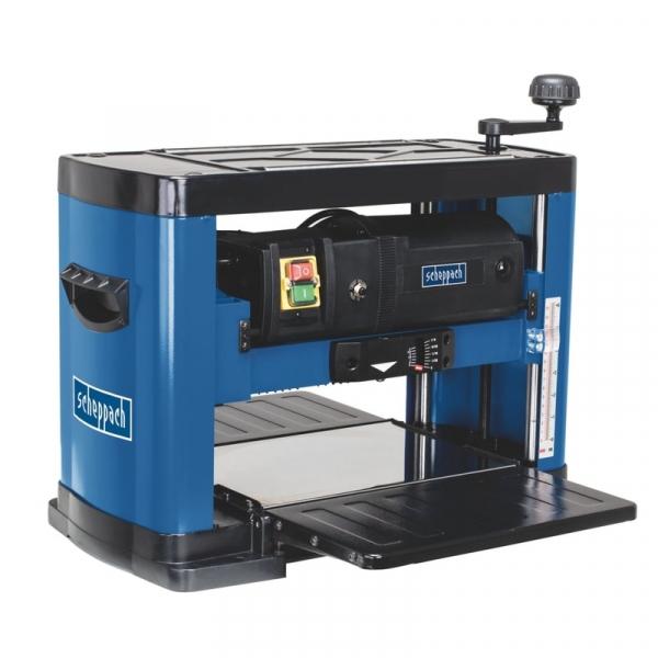 Masina de rindeluit si degrosat PLM1800 Scheppach SCH5902208901, 1500 W( 510839)