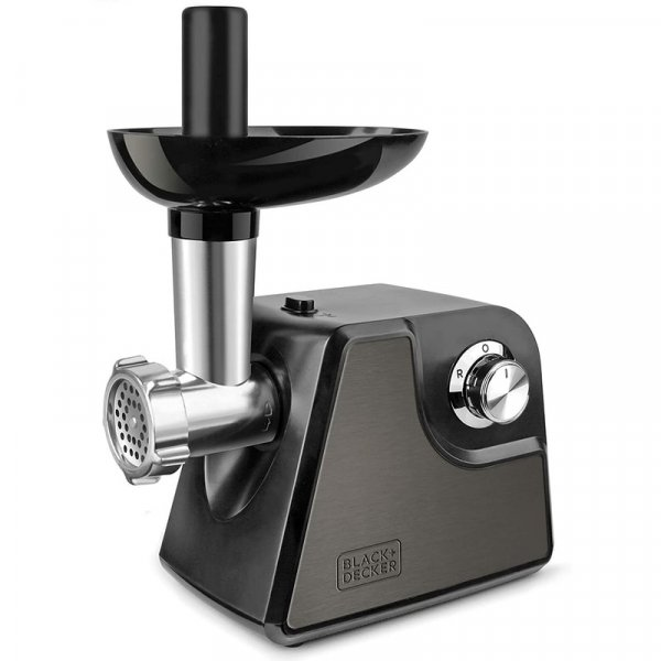 Masina de tocat BXMM1000E Black Decker B+DES9150010B, 300 W Black & Decker