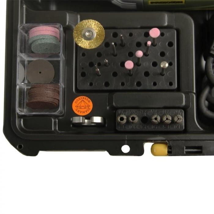 Masina pentru gaurit si frezat Micromot cu acumulator Li-IonIBS/A ProxxonPRXN29800, 10.8 V, 23000 rpm 10
