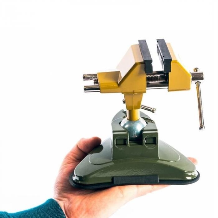 Menghina rotativa 360º FMS 75 Proxxon PRXN28602, 70 mm 9