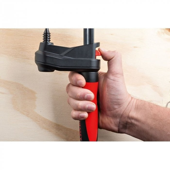 Menghina de transmisie tip F pentru lemn GearKlamp BESSEY BESGK30, 60x300 mm [3]