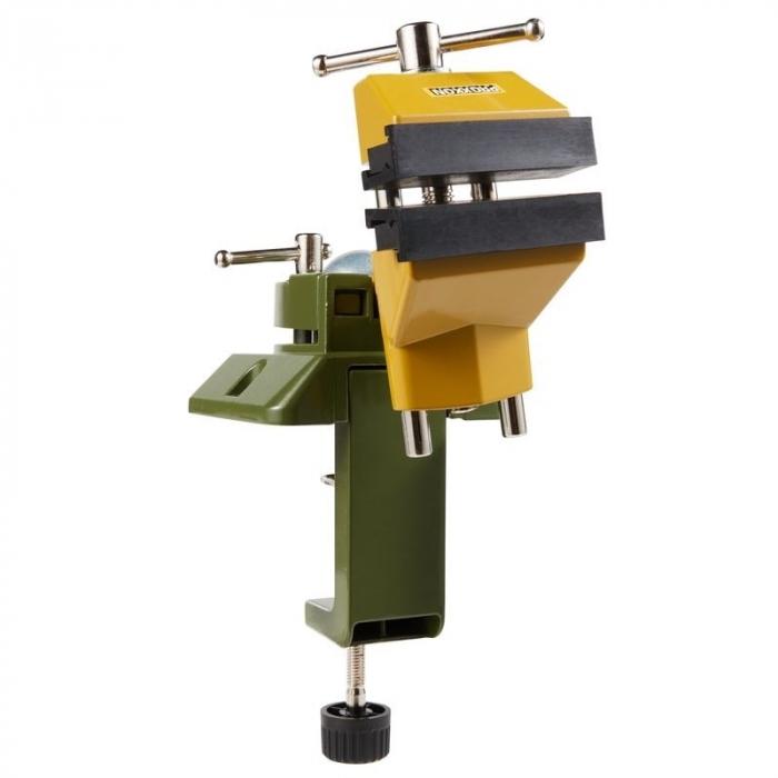 Menghina rotativa 360º cu fixare pe banc FMZ Proxxon PRXN28608, 70 mm 5