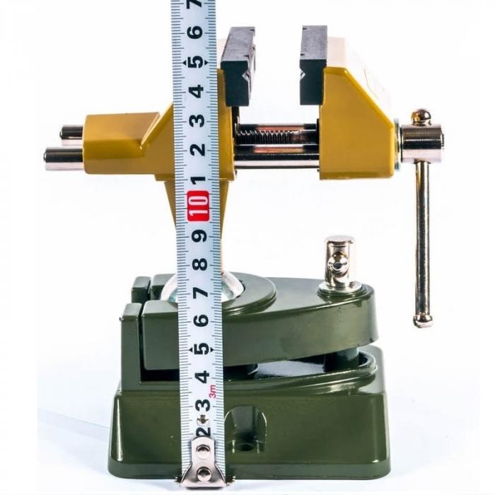 Menghina rotativa 360º cu fixare pe banc FMZ Proxxon PRXN28608, 70 mm 12