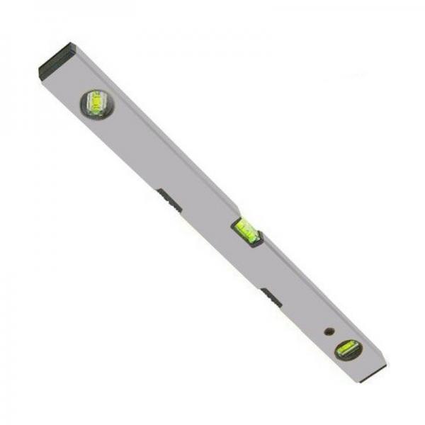 Nivela aluminiu cu magnet Wert W2333-500, 500 mm 0