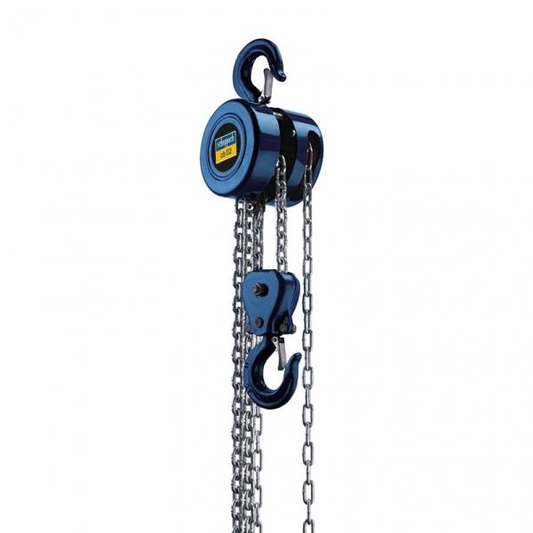 Palan manual Scheppach SCH4907402000 CB02, 2000 kg, 3 metri casaidea.ro