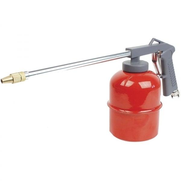 Pistol cu aer comprimat pentru decapat 500ml MANNESMANN M1542