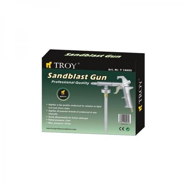 Pistol de sablat Troy T18605, 4bari 1
