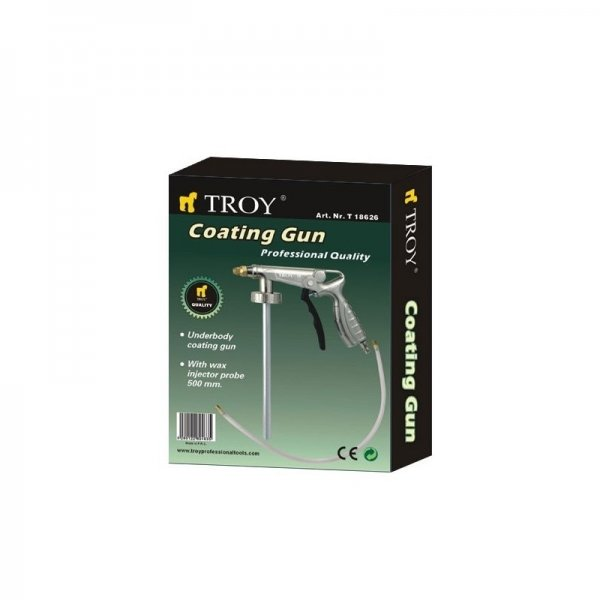 Pistol de sablat Troy T18626, Ø10 mm, 5 bari 1