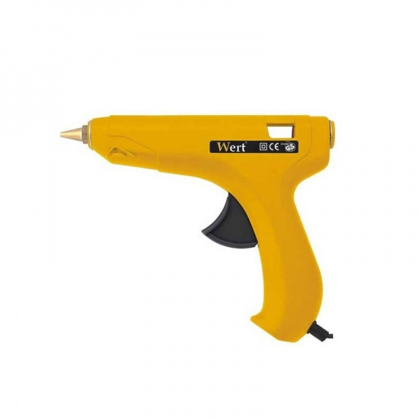 Pistol de lipit cu silicon Wert W1933 100 W O11 mm( 467040)