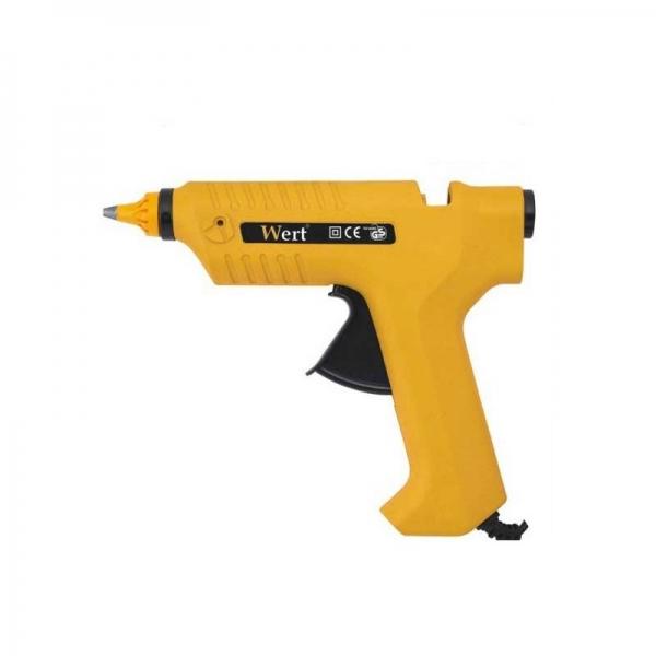 Pistol de lipit cu silicon Wert W1932 15 80 W O11 mm