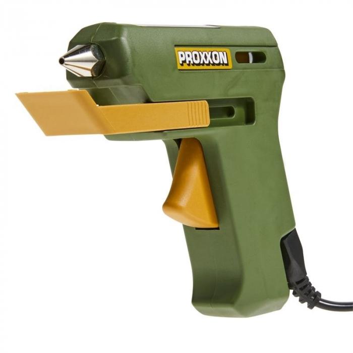 Pistol de lipit cu silicon Micromot HKP 220 Proxxon PRXN28192, 40 W, O7 mm casaidea.ro