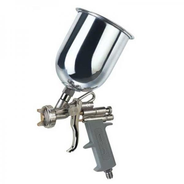 Pistol de vopsit cu aer comprimat 600ml Troy T18670 O1 5mm( 467061)