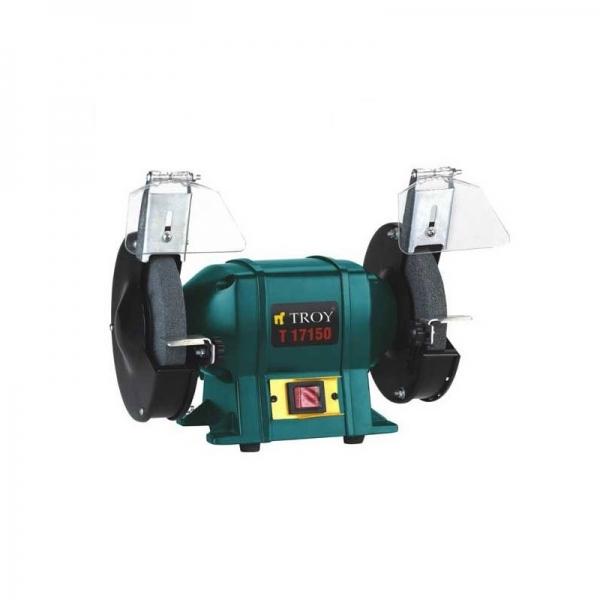 Polizor de banc Troy T17150 350 W O150 mm( 467044)