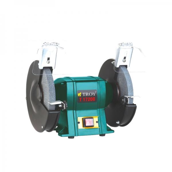 Polizor de banc Troy T17200 400 W O200 mm( 467047)