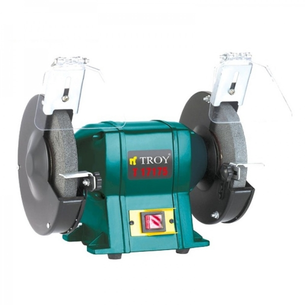 Polizor de banc Troy T17175 400 W O175 mm