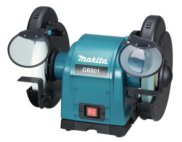 Polizor de banc Makita GB801, 550 W, O205 mm casaidea.ro