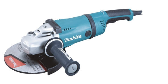 Polizor unghiular Makita GA9040RF01, 2600 W, O230 mm imagine 2021 casaidea.ro
