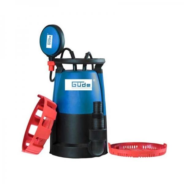 Pompa submersibila pentru apa murdara si curata Combo GS 751 3 IN 1 Guede GUDE94643, 750 W GÜDE