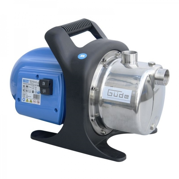 Pompa de apa pentru gradina LG 1000 E Guede GUDE94657, 1000 W casaidea.ro