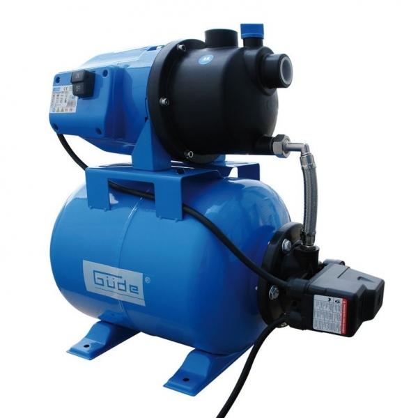 Pompa de apa pentru uz casnic HWW 3100 K Guede GUDE94667, 600 W, 24 L casaidea.ro