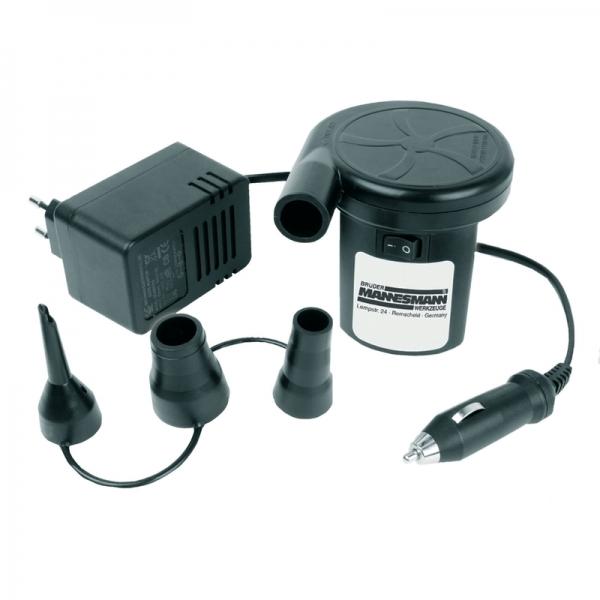 Pompa de aer electrica Mannesmann M01730, 12-230 V casaidea.ro