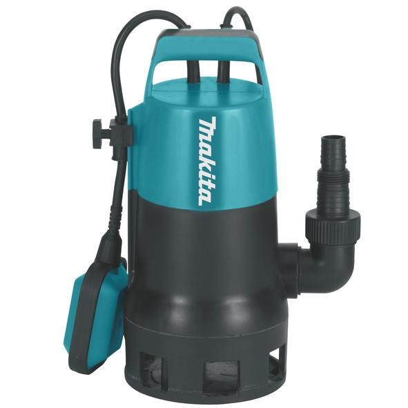 Pompa submersibila pentru apa murdara Makita PF0410, 400 W, 8400 l h MAKITA