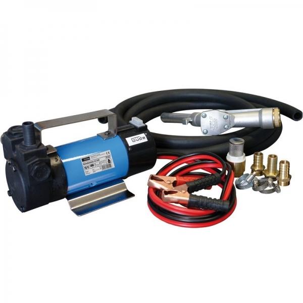 Pompa de motorina Guede GUDE40015, 12 V,180 W, 29 L min imagine 2021 casaidea.ro