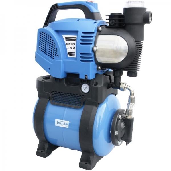 Pompa de apa pentru gradina HWW 1100 VF Guede GUDE94230, 1100W imagine 2021 casaidea.ro