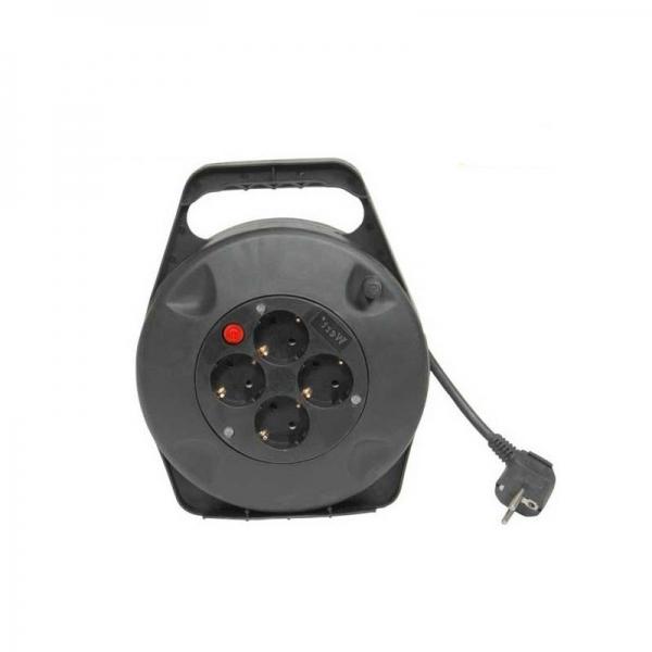 Prelungitor electric pe tambur Wert W2459 10 m( 467209)
