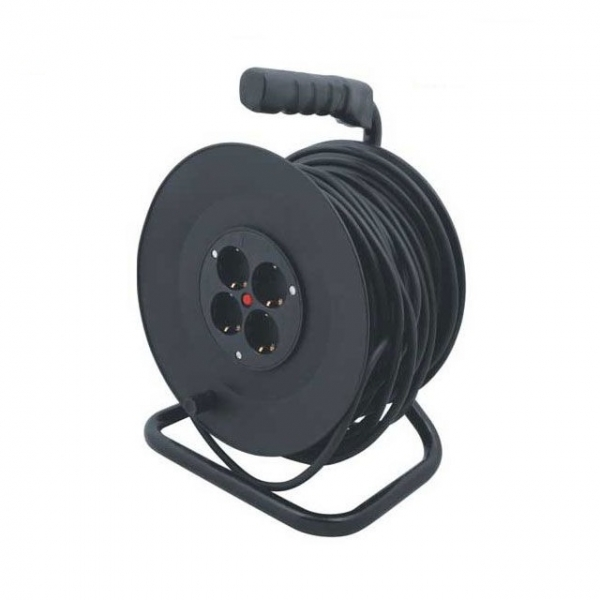 Prelungitor electric pe tambur Troy T24030, 30 m casaidea.ro