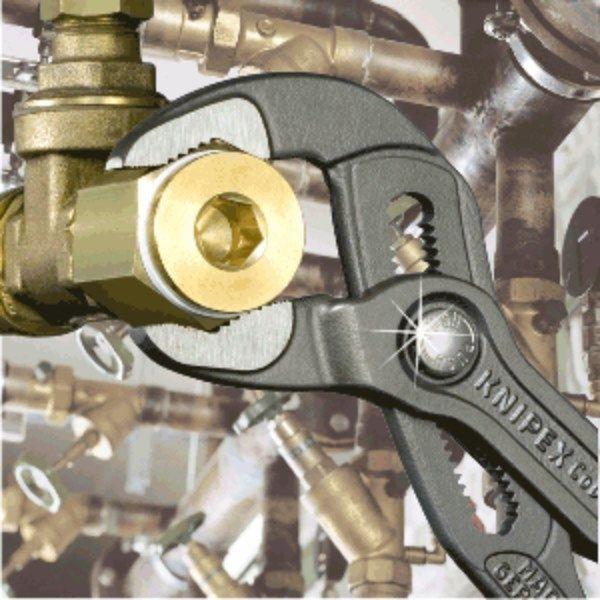Cleste profesional pentru instalator Cobra Knipex KNI8701300, 300 mm 8