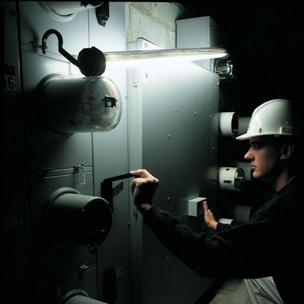 Lampa de lucru cu lumina fluorescenta Wert, W2617, 8 W, 220 V 1