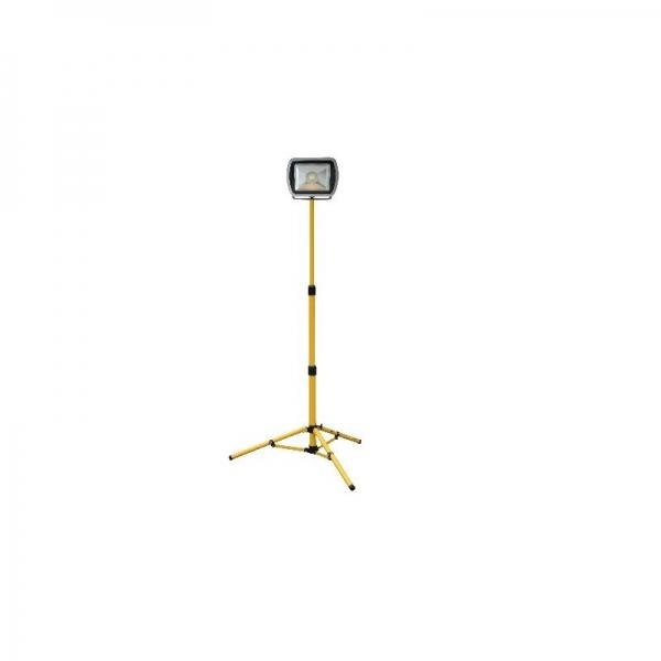 Proiector LED economic cu trepied Troy T28008, 80 W imagine 2021