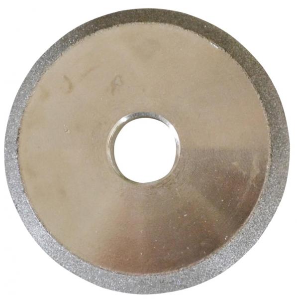 Rezerva disc ascutire pentru masina de ascutit burghie GBS80, Guede GUDE94166, K150( 511110)