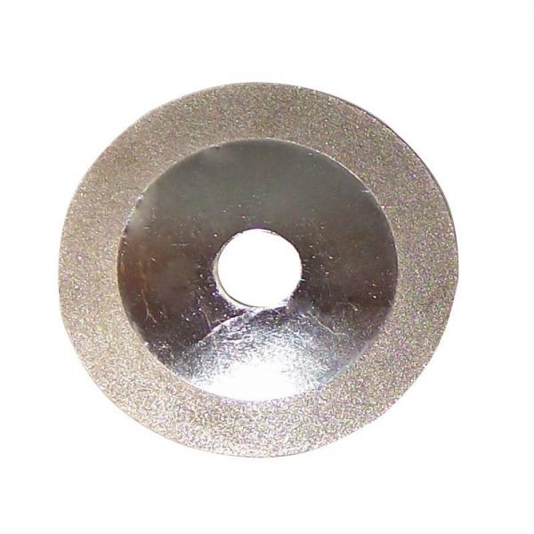 Disc rezerva pentru ascutire disc fierastrau Guede GUDE94214, O100 x 1.3 x 20 mm casaidea.ro